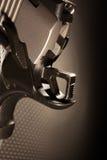 Handgun hammer Stock Photo
