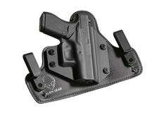 Handgun holster Royalty Free Stock Images