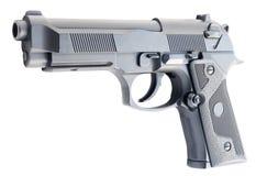 Handgun isolated Stock Photos