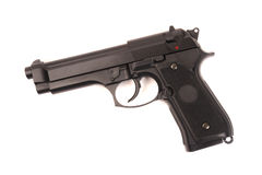 Handgun M9 Stock Photo