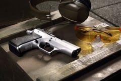 Handgun, pistol Royalty Free Stock Photo