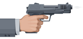 Handgun Stock Photography