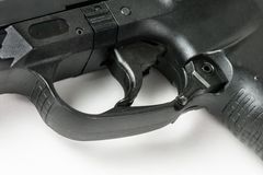 Handgun Trigger Stock Image
