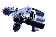 Handgun upgrade Stock Images