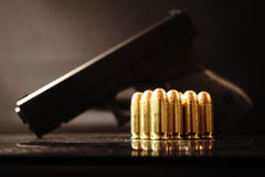 Handgun Royalty Free Stock Images