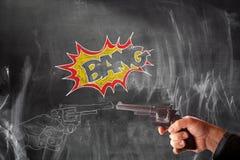 handguns Стоковые Фото