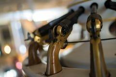 handguns Fotos de Stock