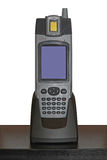 Handheld Biometric bildläsare Royaltyfri Fotografi