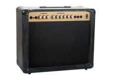 Handheld guitar amplifier. Royalty Free Stock Photos