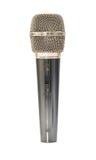 Handheld microphone Stock Photos