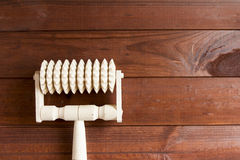 Handheld Wooden Massager Royalty Free Stock Photos