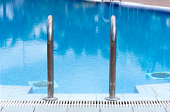 Handhol бассейна стоковая фотография rf