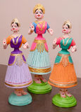 HANDI CRAFT DOLLS Royalty Free Stock Photography