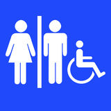 Handicap Stock Image
