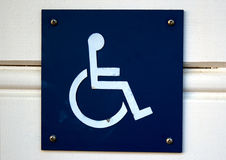 Handicap Stock Photo