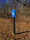 handicap Royalty-vrije Stock Afbeelding