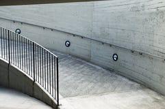 Handicap access. A ramp for handicap access Stock Photography