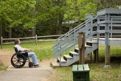 Handicap inaccessible Stock Photos