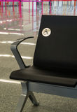 Handicaped seat Stock Photography