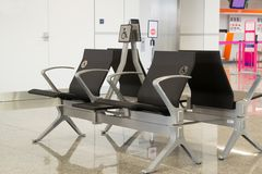 Handicaped seats Royalty Free Stock Images