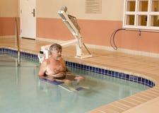 Handicaplift Royalty-vrije Stock Afbeelding