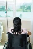 Handicappato Immagine Stock