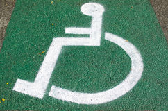 handicapped Imagens de Stock Royalty Free
