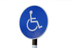 Handicapped Stock Image
