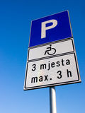 Handicapped (29) Royalty Free Stock Image