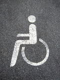 Handicapped  (14) Royalty Free Stock Photography