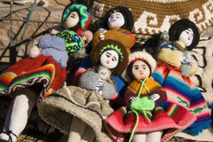 Handicraft. Traditional handicraft in the Andes - Argentina Stock Photos