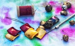 handicraft imagens de stock royalty free