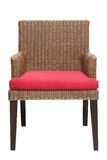 Handicraft chair Stock Image