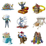 Handicraft and industry_3 Royalty Free Stock Photography