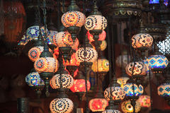 Handicraft of Istanbul Royalty Free Stock Photography