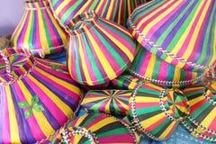 Serdang leave craft royalty free stock photos