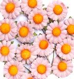 Handicraft paper flower Stock Image