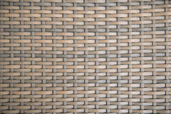 Handicraft rattan weave pattern Royalty Free Stock Photos