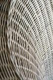 Handicraft weave texture natural wicker/cane stock photos