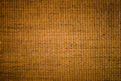 Handicraft weave texture wicker surface Stock Photography