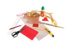 Handicraft workshop Stock Photo