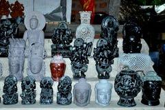 Handicrafts antique shop Royalty Free Stock Photo