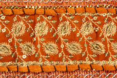 Handicrafts cloth texture Stock Photo