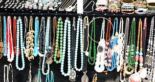 Handicrafts Exhibition in Tunisia Stock Image