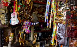 Handicrafts Stock Photography