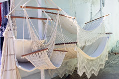 Handicrafts Hammock Royalty Free Stock Photos