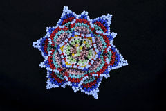 Handicrafts huichol Royalty Free Stock Photos