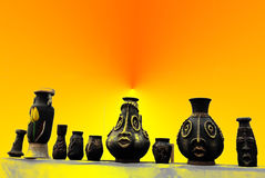 Handicrafts of India Royalty Free Stock Photography