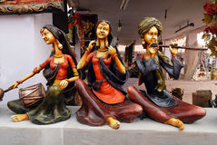 Handicrafts of India Royalty Free Stock Photos