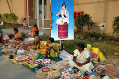 Handicrafts in India Royalty Free Stock Image